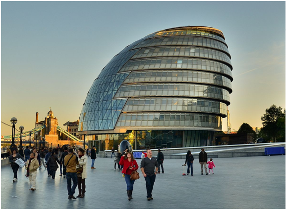 London, A Place Which Should Be Visited At Least Once In Your Lifetime