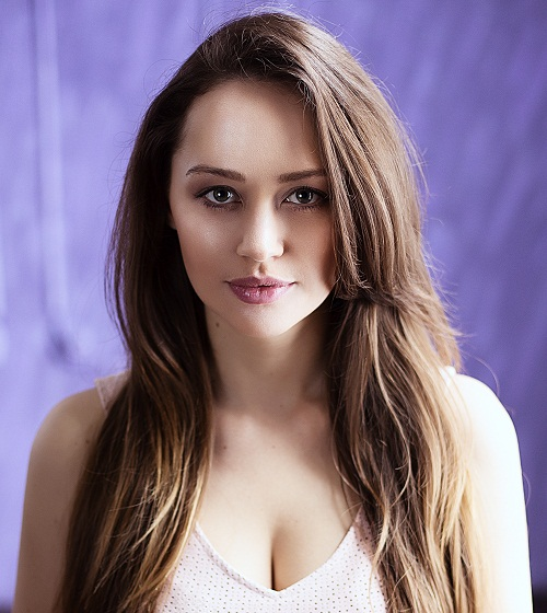 UK – Ukrainian Actress Is About To Take Hollywood by Storm