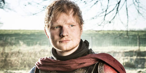 Ed Sheeran Makes His Long Awaited Debut- Game Of Thrones Fans Go Nuts