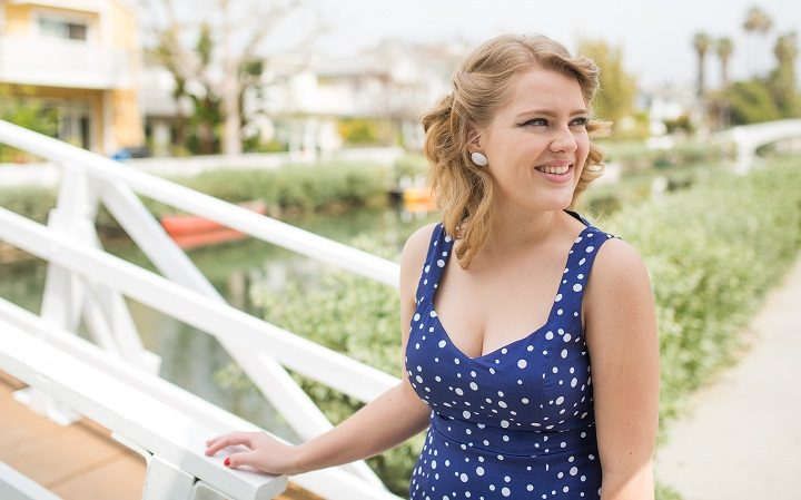 An Interview With The Highly Talented and Bubbly Actress from Germany, Annika Pallasch