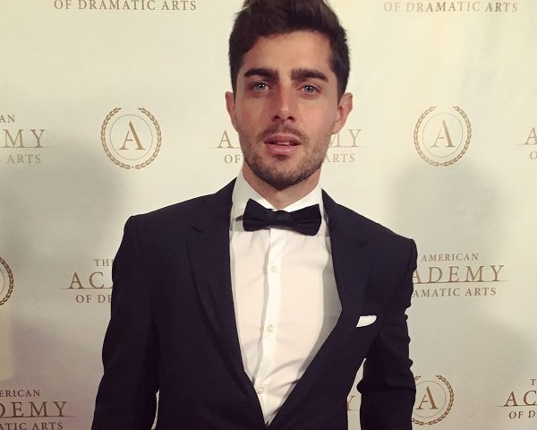 Argentinian Actor and Filmmaker Federico Cibils
