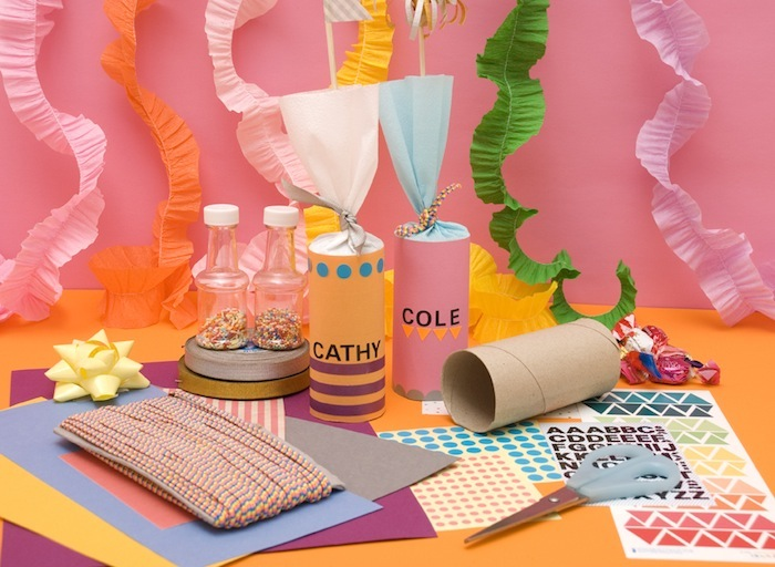 How To Build A Good Party Bag