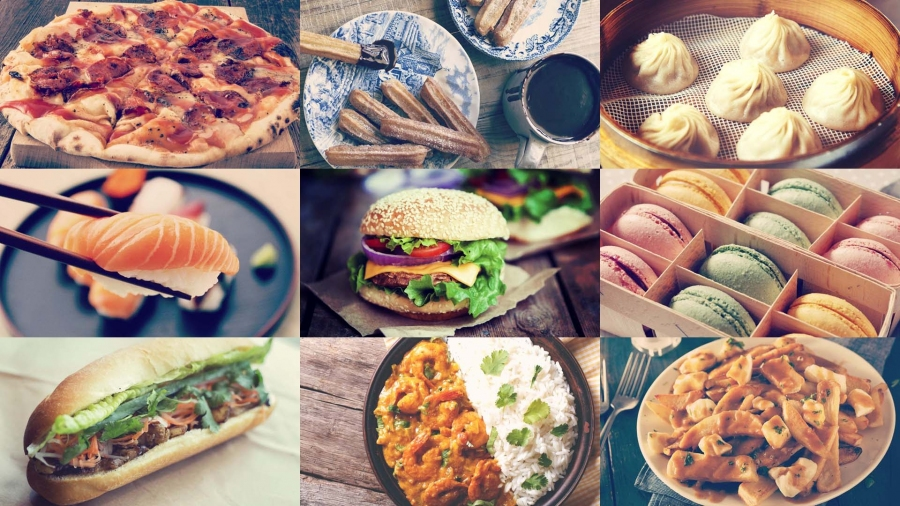 Countries Famous For Their Cuisine Around The World