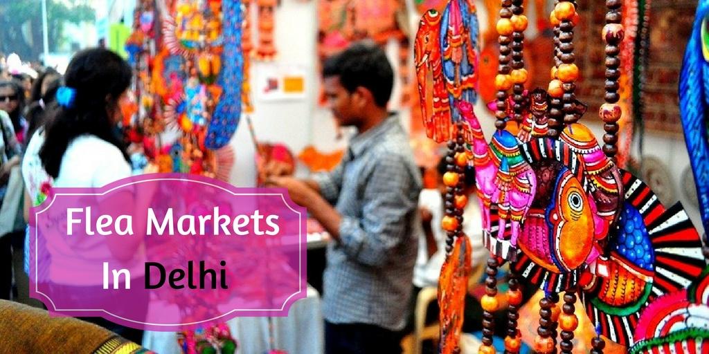 Shop Till You Drop In Flea Markets