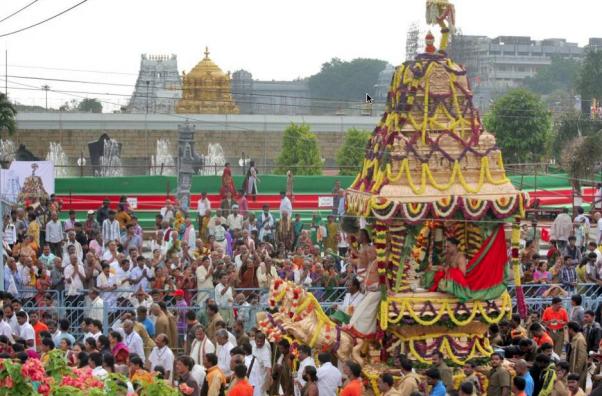 Great Destination and A Magical Paradise For The Pilgrims- Tirupati!!