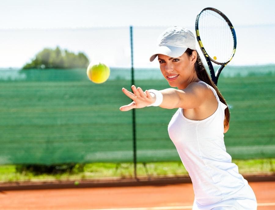 6 Reasons Why You Should Play Tennis