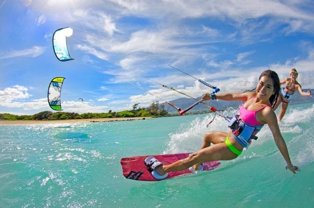 Discover Kiteboarding!