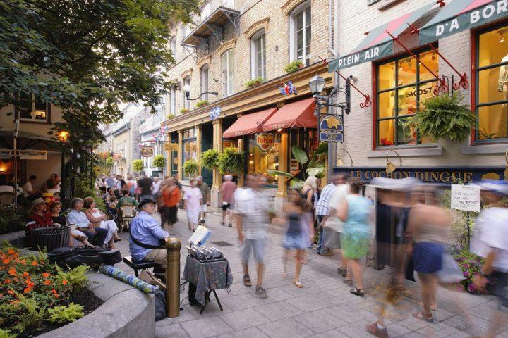 Quebec, Where Bon Voyage and Bon Appetite Are Born!!!