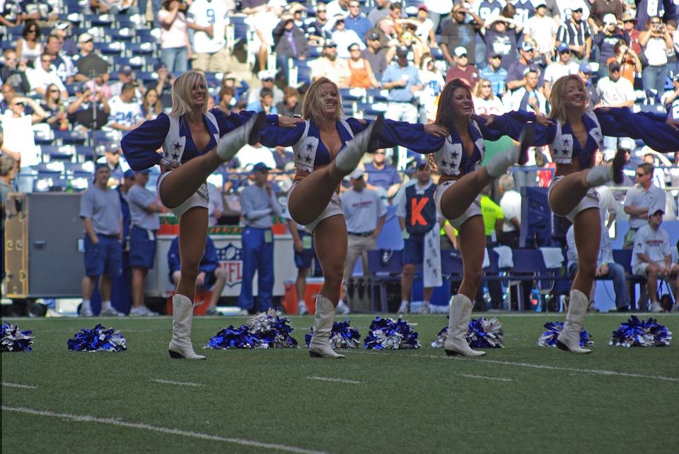 Dallas Cowboys Cheerleader Tryouts