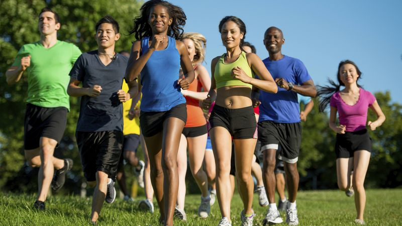 Why Running Is A Metaphor For Life