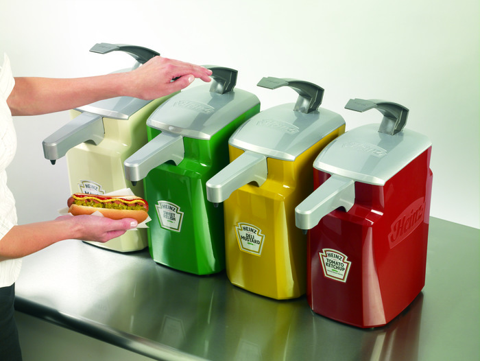 The purpose and benefits of using a mustard dispenser