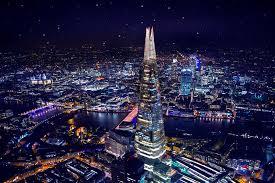 London ponoči