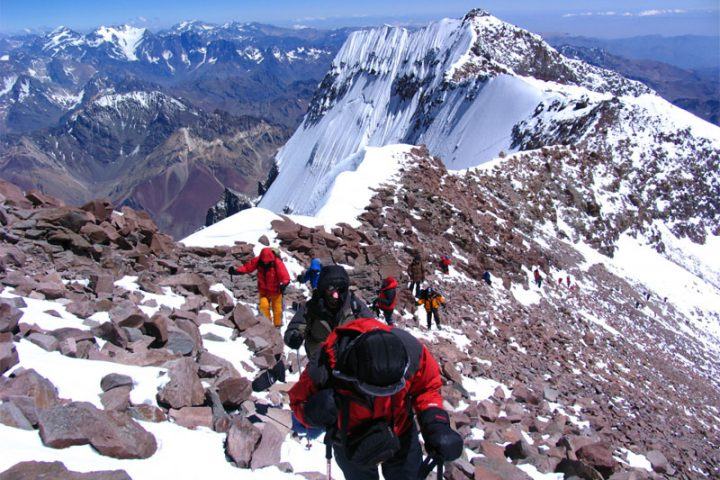 4-POINT GUIDE TO EXPEDITION IN MOUNT ACONCAGUA