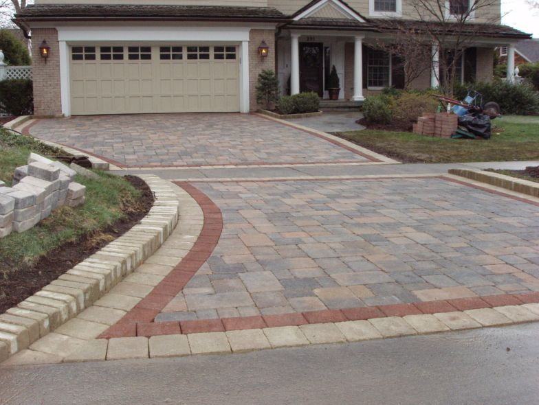 Guidance For Installing Driveway Pavers